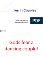 Couple Bodies Dance