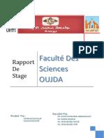 Rapport de Stage FSO Fin