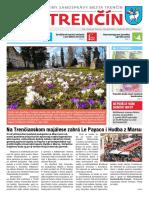 INFO Trenčín - apríl 2019