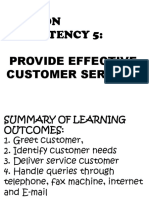PROVIDE EFFECTIVE CUSTOMER SERVICE.pptx