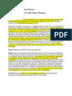 Tolentino et al. v. Secretary of Finance