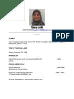 cv Suryanti.docx