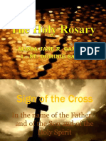 CP - Holy Rosary (Sorrowful Mysteries)