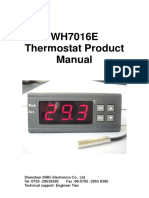 Willhi Temperature Controllers Wh7016e