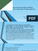 Conflictele Militare Interne_amestecul Militar Intern