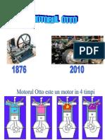 Prezentare motorul Otto