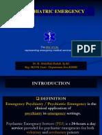 dr. Lawi, PSYCYHIATRIC EMERGENCY.ppt