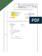 Soil Bearing Capacity Calculation