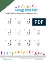 Jumping Math