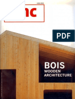 06 | AMC -Le Moniteur Architecture- | BOIS Wooden architecture | - | France | Groupe Moniteur | House in steel and wood | pg. 5, 112-117