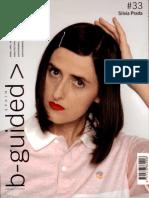 07 | B-guided spain - moda-arte-diseño-arquitectura- | Silvia Prada | 33 | Spain | - | Vivienda de acero y madera Ranón | pg. 47