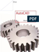 Manual Hand's on Test Drive AutoCAD Mechanical 2008