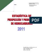 Estadisticas E&P_MINETUR_2011.pdf