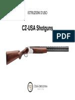 CZ USA Shotguns (10 2008)