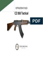 CZ 858 Tactical (06-2007)
