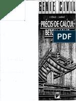 Précis de calcul béton armé, applications - Bordas Editions.pdf