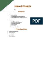 Resumo de Francs 121021123806 Phpapp02