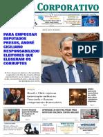 Jornal Corporativo número 3076 de 25 de março de 2019