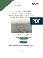 Changement Climatique Maroc