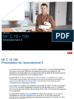NF C 15-100 Amendement 5