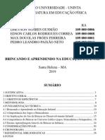 Seminário Interdisciplinar IV
