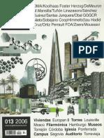06 | AV proyectos | - | 013 | Spain | Arquitectura Viva | Maribor | pg. 10-11