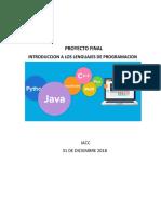 Lenguaje de programacion-Proyecto Final.docx