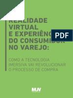 Realidade Virtual e experienca do consumidor Varejo