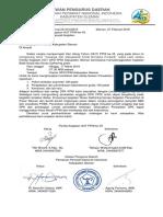 140-S1-Surat Pemberitahuan Dan Undangan Kegiatan HUT PPNI