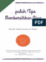 Sepuluh Tips Membersihkan Jiwa.pdf