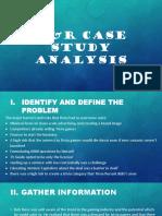 r&r Case Study Analysis