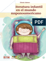 La Literatura Infantil en El Mundo Hispanoamericano