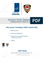Public Safety Staffing Assessment - Police