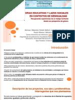 2018- Presentacion Niñez Congreso Victimologia