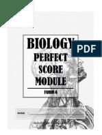 Perfect Score Module 2018 Form 4 Answer Scheme