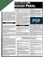 Resumão - 2009 - Processo Penal
