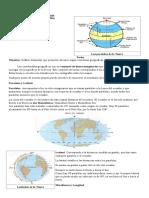 Ficha de Coordenadas y Ubicacion.