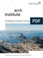 Csri Emerging Consumer Survey 2019