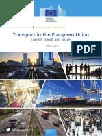 Izvještaj Europske komisije o promet u EU, 2019.