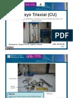 TEMA14 Triaxial (CU)