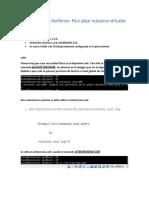 Creación SR en XenServer. Para Alojar Máquinas Virtuales