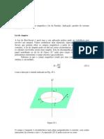 Física - B2 25 Lei de Ampère
