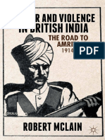 Robert McLain (auth.)-Gender and Violence in British India_ The Road to Amritsar, 1914–1919-Palgrave Macmillan US (2014).pdf