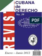 8. RCD - 39 -  Enero - junio 2012 - IV Epoca.pdf