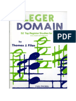 52 Top Register Studies - Leger Domain - For Flute by Thomas (1)