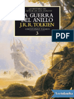 La Guerra del Anillo - J R R Tolkien.pdf