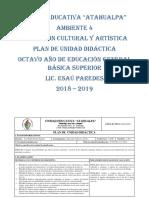 P.U.D. ECA 8 2018 2019