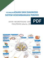 PEMERIKSAAN DAN DIAGNOSIS SISTEM KESEIMBANGAN PERIFER 2.pptx
