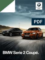 Ficha Técnica BMW 220iA Coupé Executive 2019