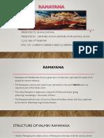 Short presentation on Ramayan